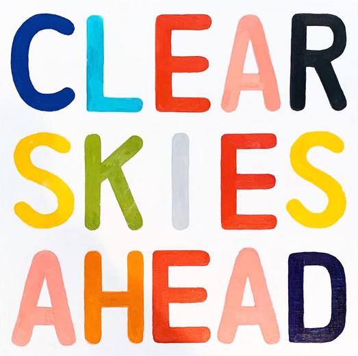 Clear Skies Ahead