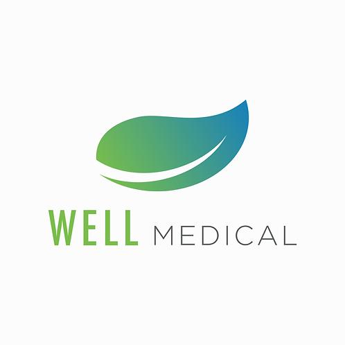 Well Medical Logo & Branding Package