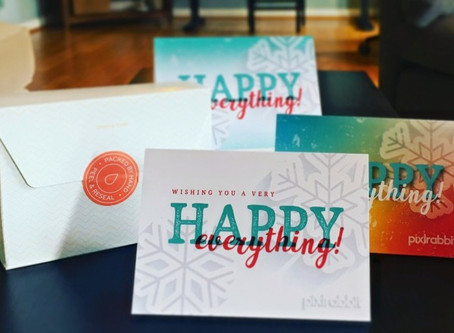 Holiday Cards and Holiday Wishes