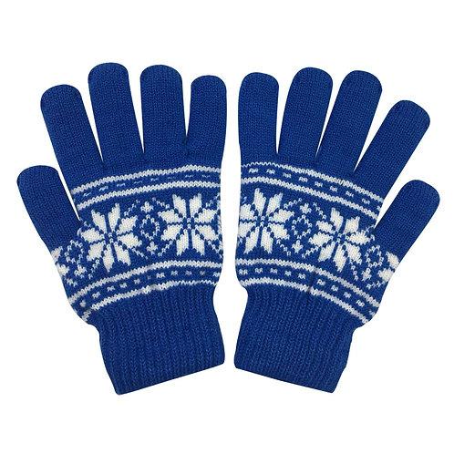 Women's Snowflake Gloves
