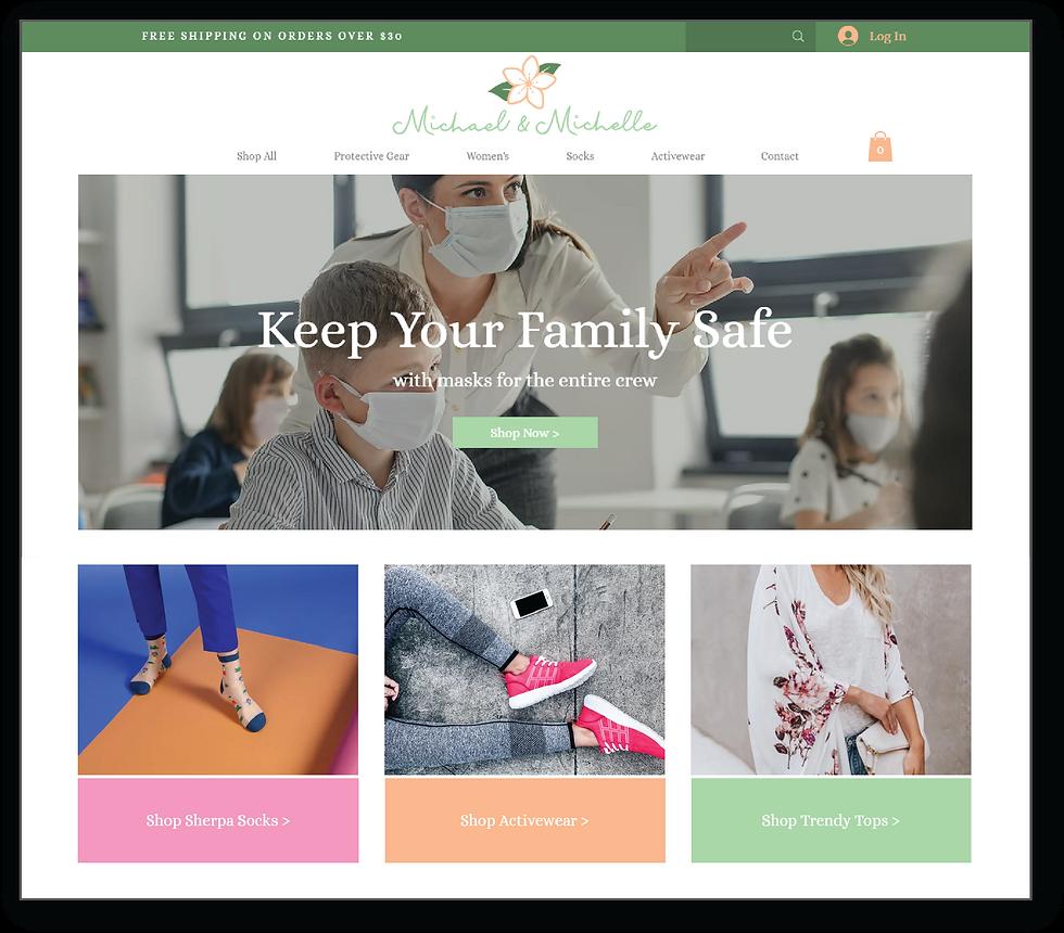 online store wix web design pixlrabbit