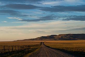 The Road Home - Piñon Canyon