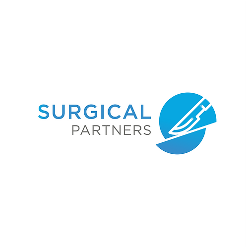 Surgical Partners Logo& Branding Package