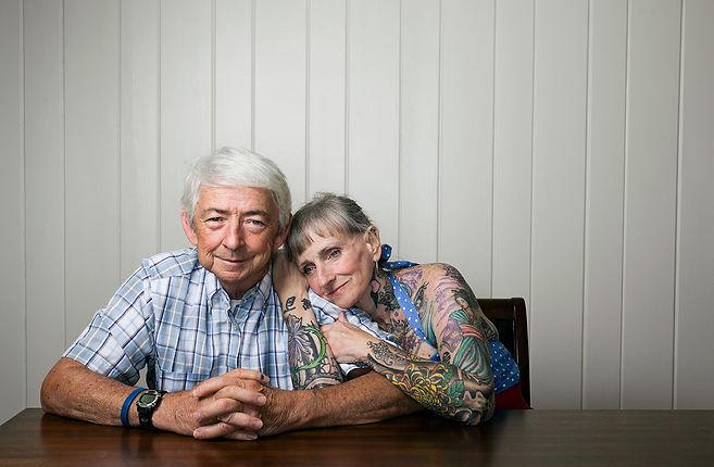 Odd Couple: Rita & George