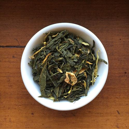 Lemon Meringue Pie Green Tea