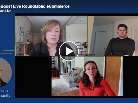 Wix eCommerce Roundtable