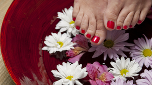 Pedicures and foot care