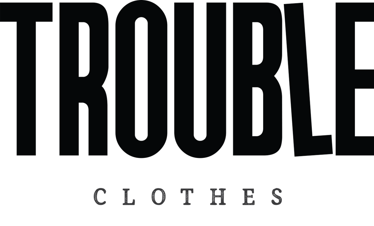 Old Trouble Clothes Logo