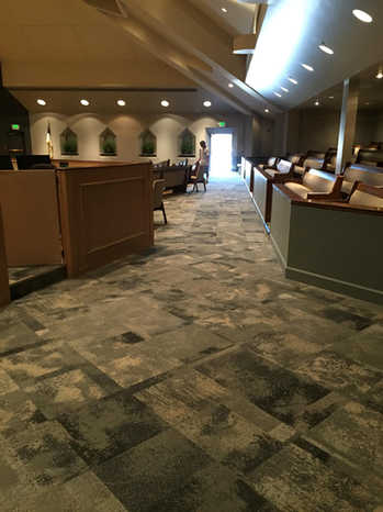 Church - Carpet Tiles