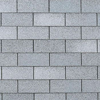 Supreme Aspen Gray Shingles