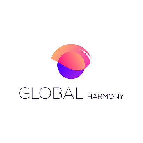 Global Harmony Logo & Branding Package