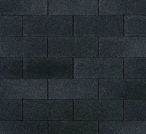 Supreme Onyx Black Shingles