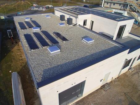 Wohnen und Arbeiten mit PP Bausysteme