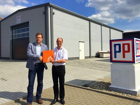 Zertifizierter HebelHALLE Partner seit 01.07.2018