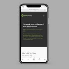 WebSensing - Mobile