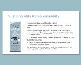 Oatly - Sustainability & Responsibility