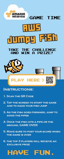 Jumpy Fish Instructions 1