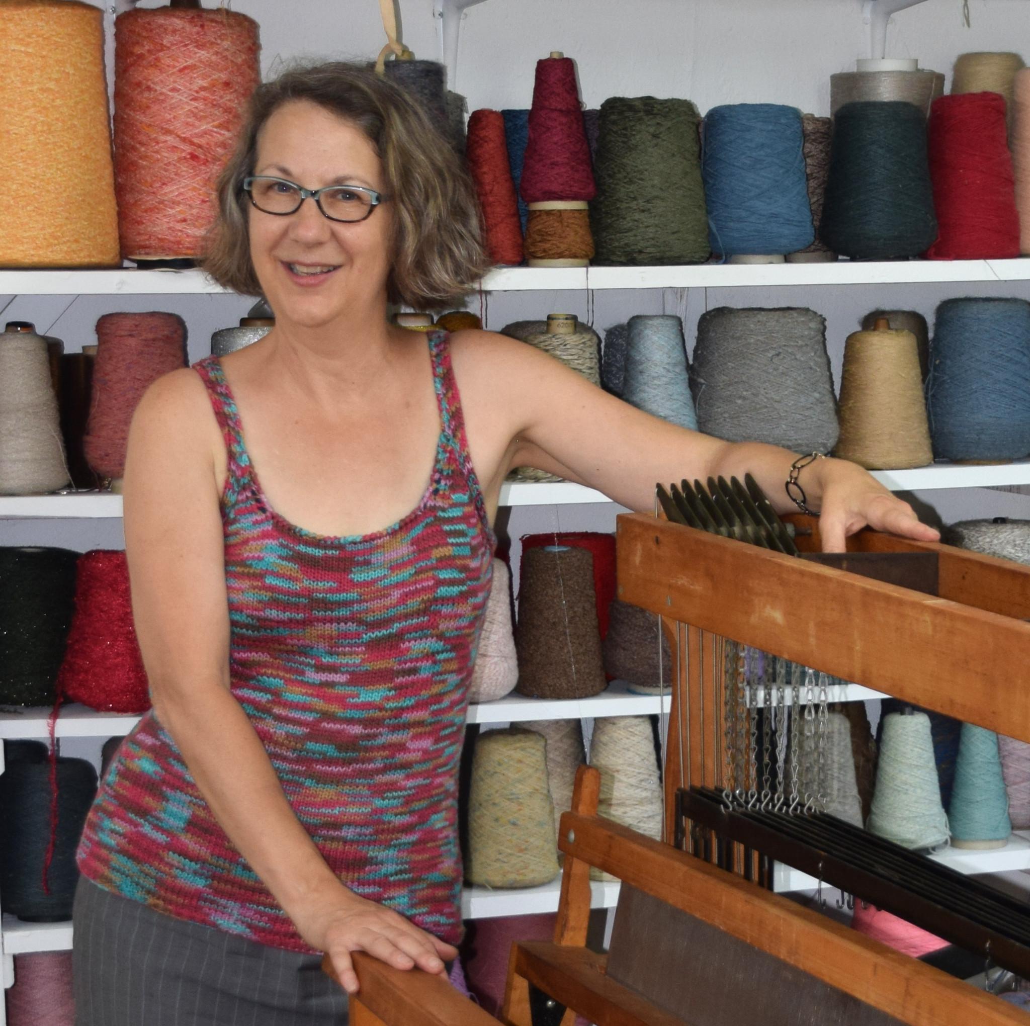 6/25 Beginners Weaving w/Daryl Lancaster