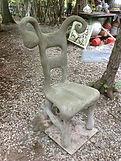 8/9-11 Create Sculpted Garden Chair
