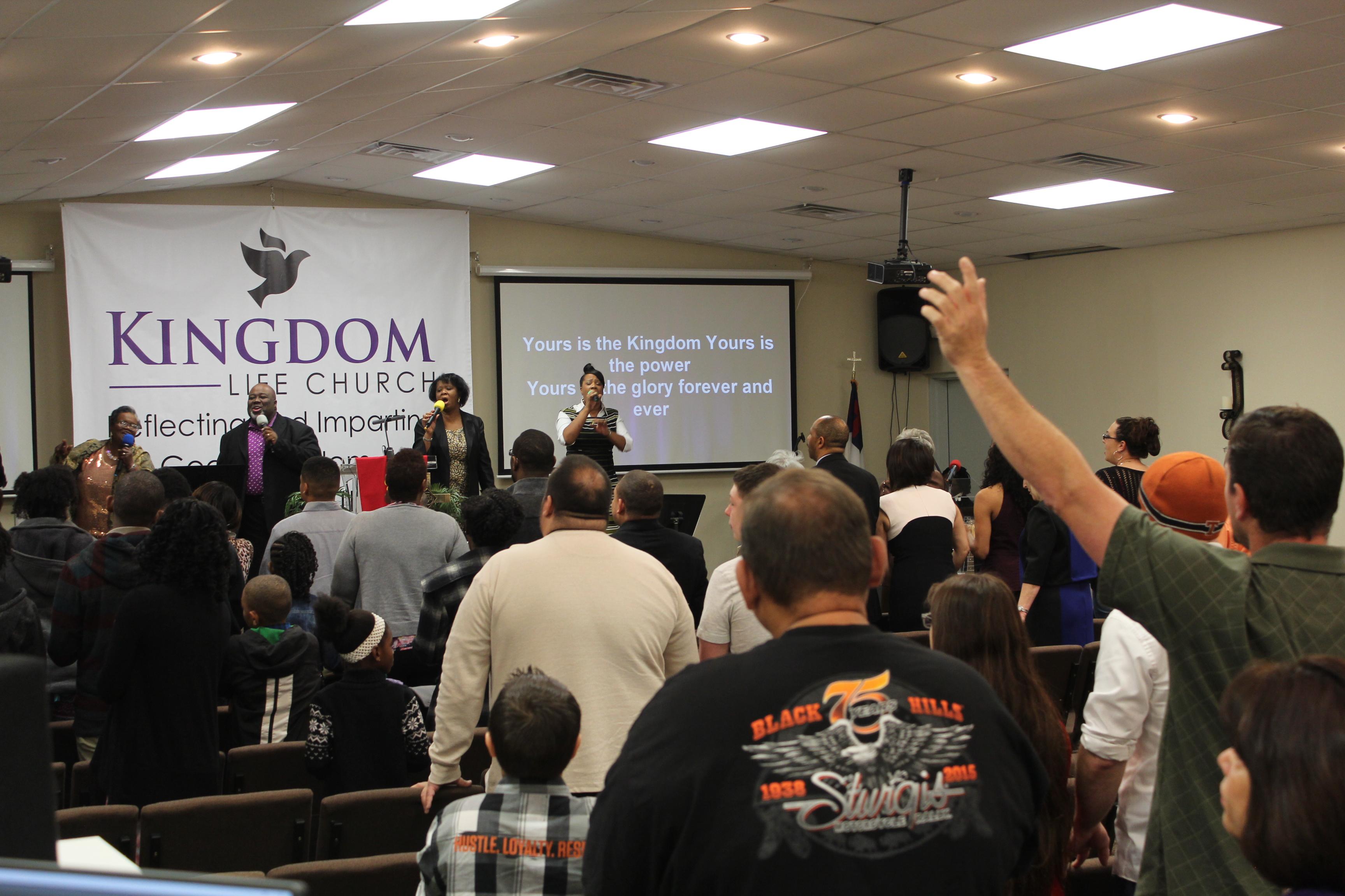 In Worship