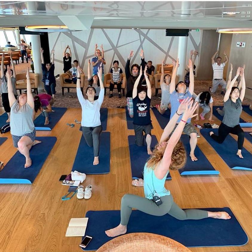 Finding Your Voice as a Yoga Teacher