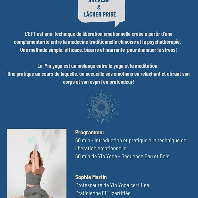 Atelier EFT & Yin Yoga