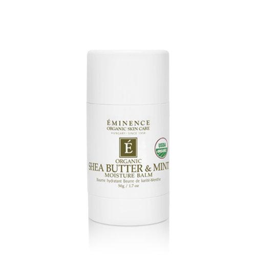 Shea Butter & Mint Moisture Balm