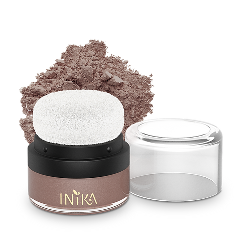 Mineral Blusher Puff Pot (Rosy Glow)