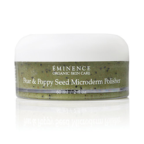 Pear and Poppy Seed MicrodermPolisher