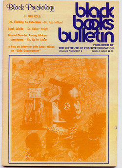 Black Books Bulletin Cover 1982