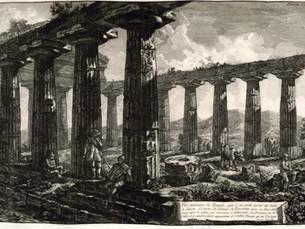 Неаполь, Помпеи и Пестум в старинных книгах