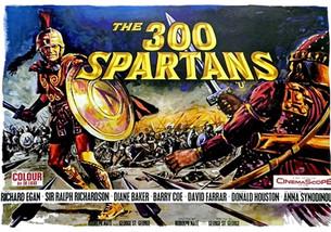 «300 спартанцев» 1962 года в СССР. К 55-летию фильма.