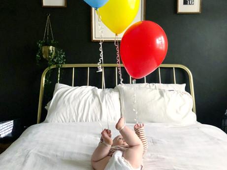 6 Sensory Activities for Babies