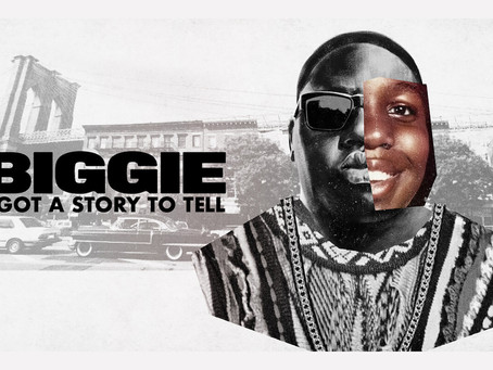 Steppin' into the Screen | Biggie: I Got a Story to Tell