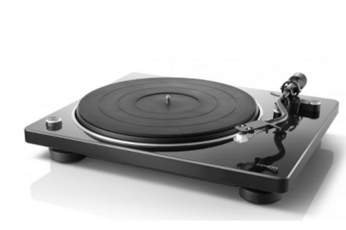 Denon DP-400 Turntable - Black