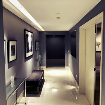 Hallway Merrion Suite