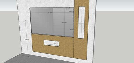 SBITAV Sketch Up Pre designs