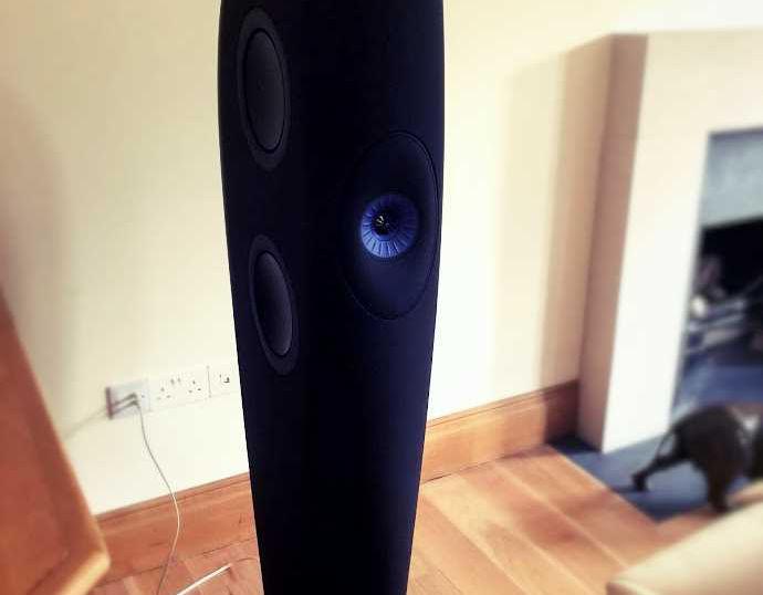 Blade High End Audio Floorstanding Speakers | Price €19,999 per pair