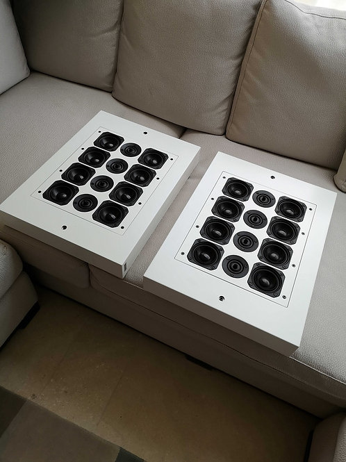 Ex Display: ArtCoustic 8/4 Speakers (2 units pair)