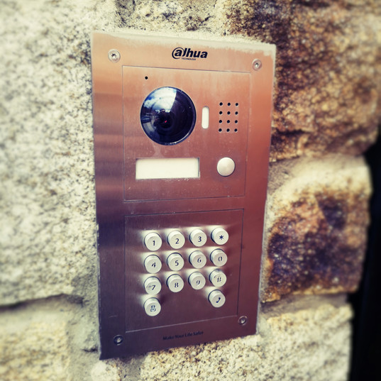 Intercom D4