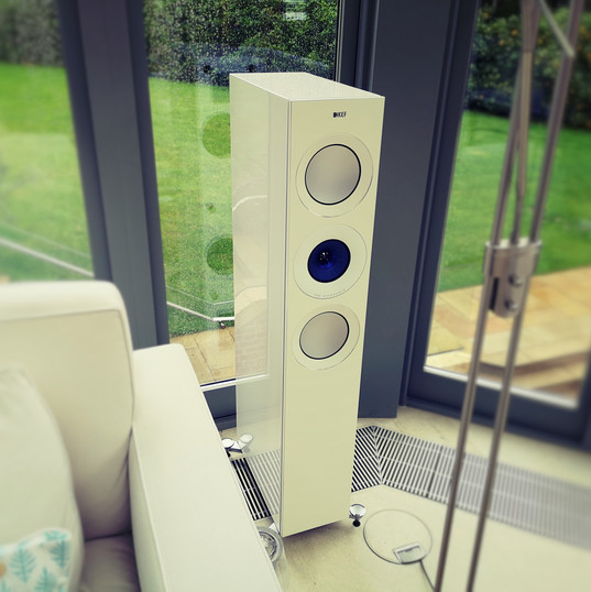 Kef Referecne Room Matched UK