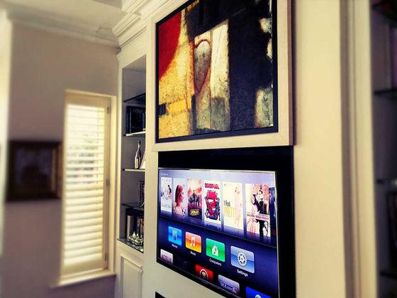 Integrated TV Design | D6w