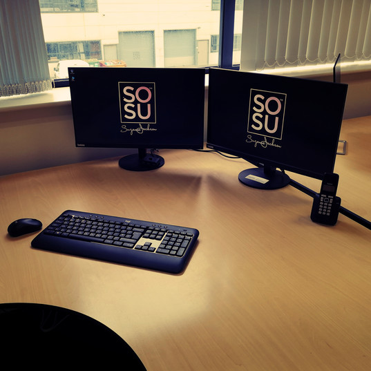 Office set Up SoSuBySj