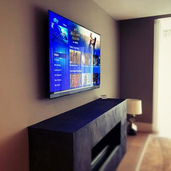 TV Merrion Hotel