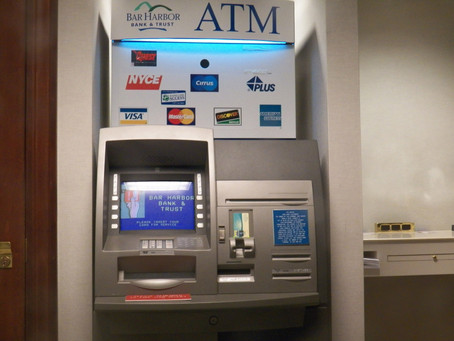 How Do They Work? Automatic Teller Machines (ATM)