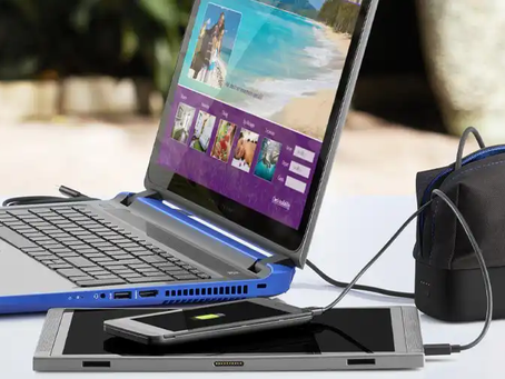 Lost your laptop's charger? 4 Different Ways power it up without a charger!