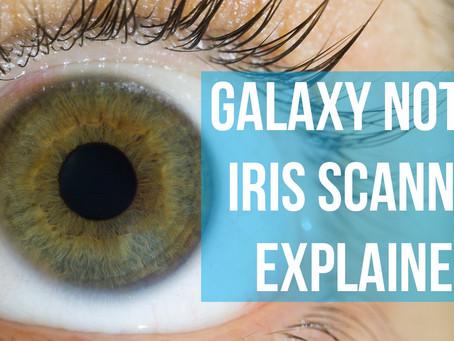 How IRIS Scanner Works?