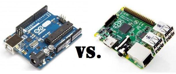 Arduino-Vs-RaspberryPi
