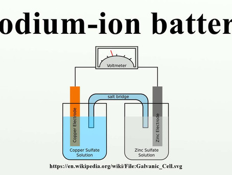 Competition For Lithium-ion batteries is here! Meet Sodium Batteries!