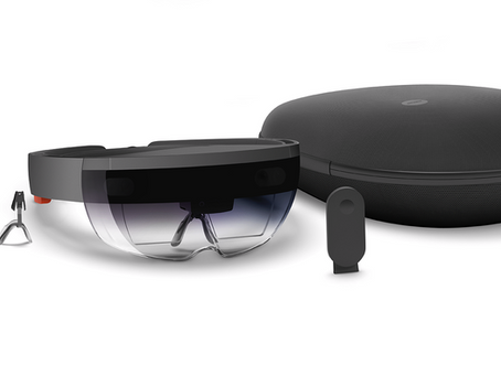 What is Microsoft Hololens?